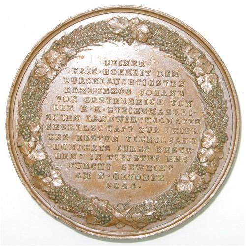 ERZHERZOG JOHANN BRANDHOF 1844