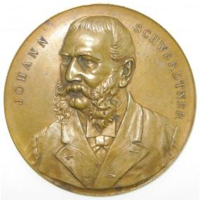 JOHANN SCHWERDTNER 1834 - 1894