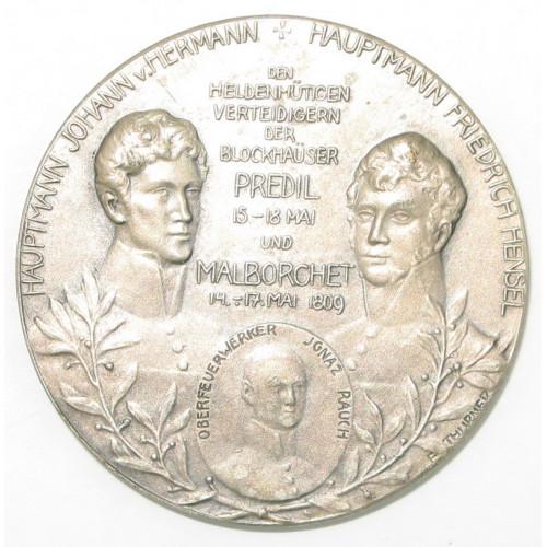 Kärnten, 100 Jahrfeier der Kämpfe gegen die napoleonischen Truppen 1909