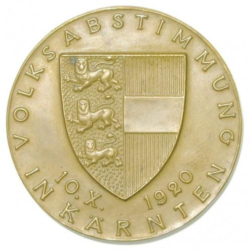 Volksabstimmung in Kärnten 10.X.1920