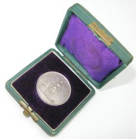 Preismedaille des k.k. Steiermärkischen Gartenbauvereines Graz 1837
