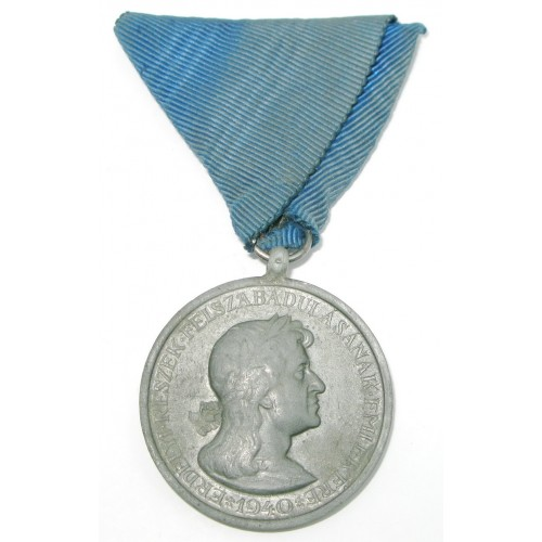Ungarn, Siebenbürgische Erinnerungsmedaille 1940