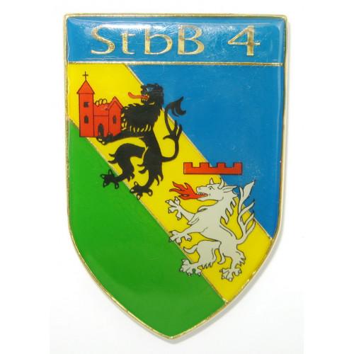 ÖBH - Truppenkörperabzeichen Stabsbataillon 4 Oberösterreich
