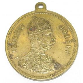 Kaiser Franz Josef I., MILENIUMI EMLEK 896-1896