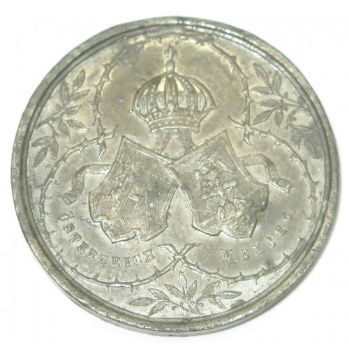 Mexico, Kaiser Maximilian 1864- 1867