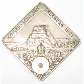 Kaiserschießen in Salzburg 1901
