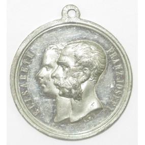 Franz Josef I. und Kaiserin Elisabeth, Zur Erinnerung an die Silberhochzeit 24. April 1879
