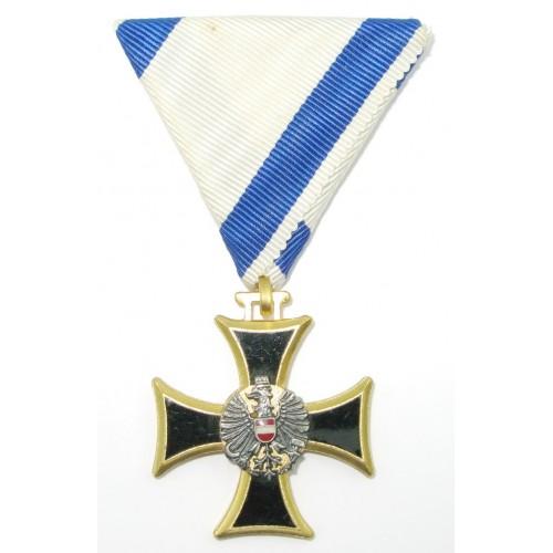 Österreichisches Bundesheer, Wehrdienstzeichen 1. Klasse
