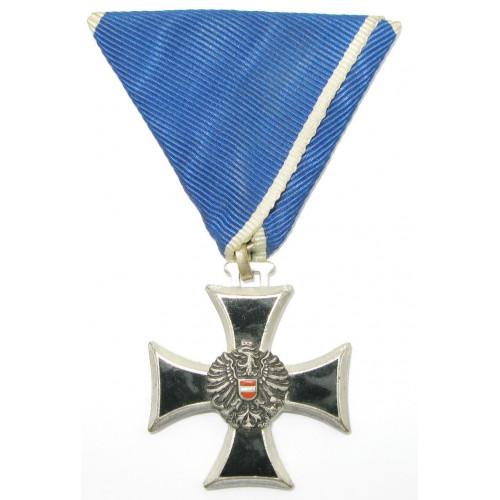 Österreichisches Bundesheer, Wehrdienstzeichen 2. Klasse