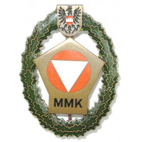 Österreichisches Bundesheer Leistungsabzeichen für Militärischen Mehrkampf in Bronze
