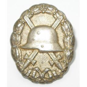 1. Weltkrieg Verwundetenabzeichen in Silber