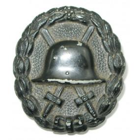 1. Weltkrieg Verwundetenabzeichen in Schwarz