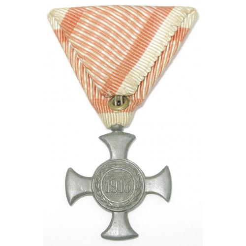 Österreich / K.u.K. Monarchie, Eisernes Verdienstkreuz
