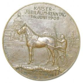 KAISER JUBILÄUM-RENNTAG 14. Juni 1908