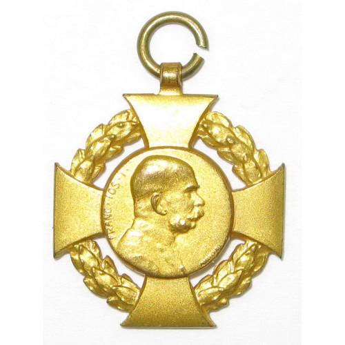 Miniatur, Jubiläumskreuz 1908
