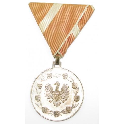 Medaille für Verdienste um die Republik Österreich
