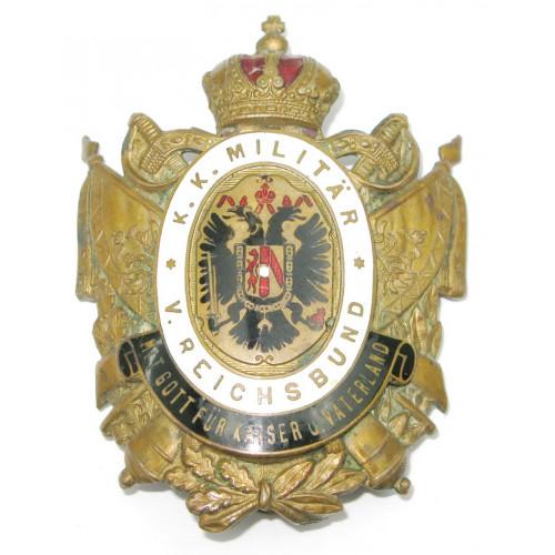 K.K. Militär Veteranen Abzeichen