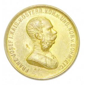 KAISER FRANZ JOSEF I. WELTAUSSTELLUNG WIEN 1873