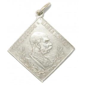 FRANZ JOSEPH I. SALZBURG 1901