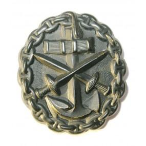 Verwundetenabzeichen für die Marine