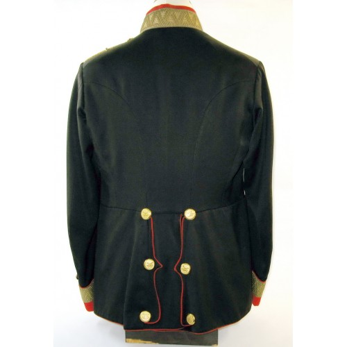 Waffenrock eines Oberstleutnants der k. u. k. Artillerie