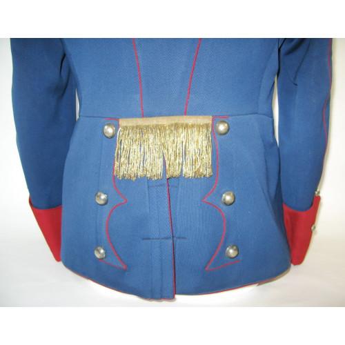 Pelzulanka für Offiziere der k. u. k. Ulanen