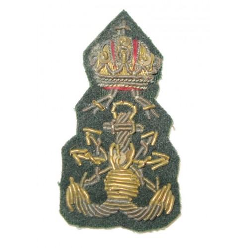 k. u. k. Kragenabzeichen -  Truppenpioniere