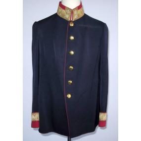 Waffenrock eines Oberstleutnants der k. u. k. Infanterie