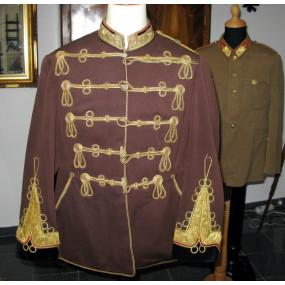 Ungarn Horthy Zeit, Attila eines Oberstleutnant der Artillerie