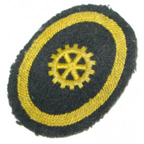 Kriegsmarine Ärmelabzeichen Kadetten Laufbahn Ingenieur