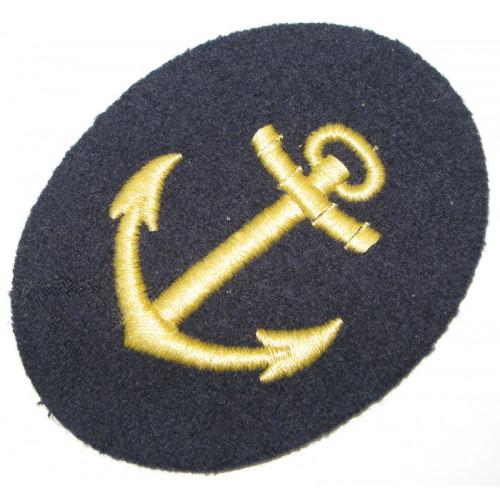 Kriegsmarine Ärmelabzeichen für einen Maat
