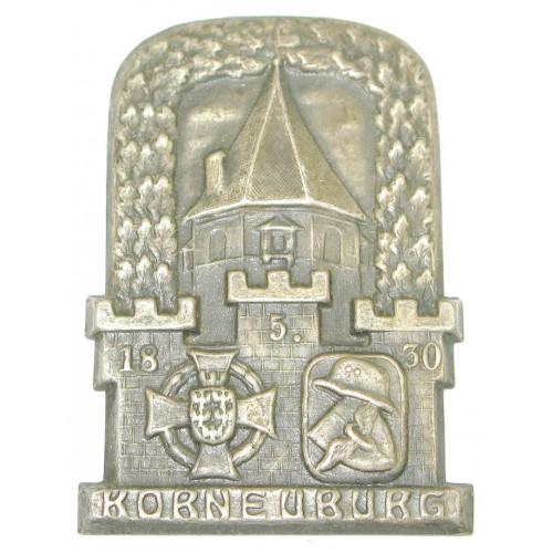 Heimatschutz Niederösterreich, KORNEUBURG 18.5. 1930