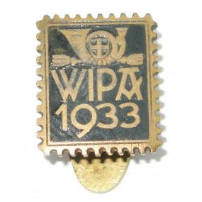 WIPA 1933 Wiener Internationale Postwertzeichen-Ausstellung