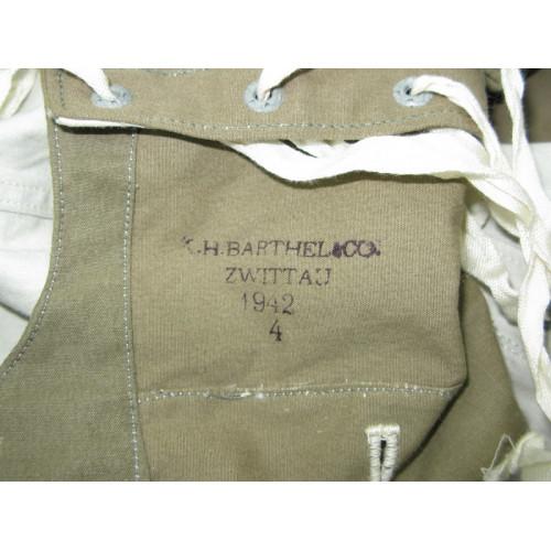 Wehrmacht Heer - Windschlupfjacke für Gebirgsjäger 1942