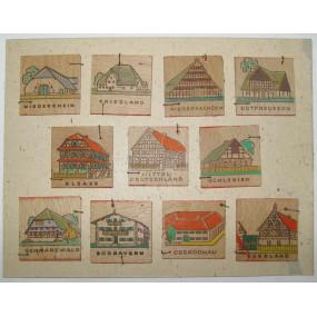 WHW - deutsche Bauernhäuser